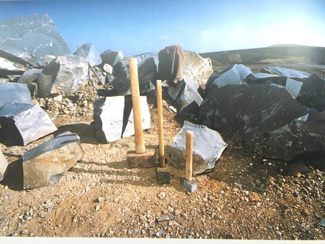 Associazione Alfedena nel Cuore - Visita alla cava di basalto