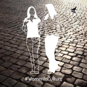 #WomenInCulture